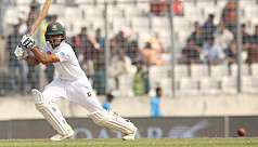 Shadman ruled out of second Test against...