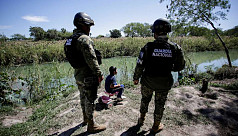 Asylum seekers begin entering US under...