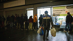 Food poverty plagues foreign students...