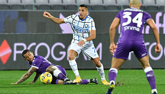 Inter go top with 2-0 win at...