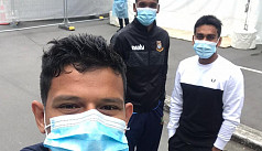 Miraz likens NZ quarantine to being in prison