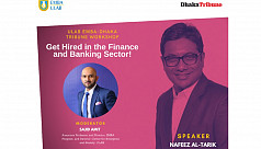 Dhaka Tribune, ULAB organize workshop on how to get hired in finance, banking sector