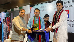 Chittagong's Dr Bidduth Barua receives Medical Bharat Ratna Award