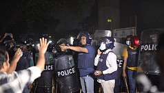 Mushtaq's death: Police file case against Friday's protesters