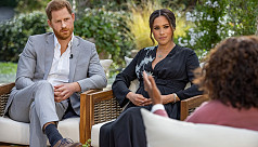 Ready to talk, says Meghan ahead of...