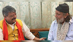 Tollywood legend Mithun Chakraborty...