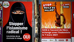 Swiss 'burqa ban' accepted