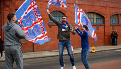 Rangers crowned Scottish champions for...