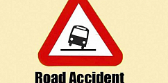 Road accidents kill 2 in Dhaka
