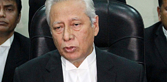 Attorney General Mahbubey Alam taken to ICU