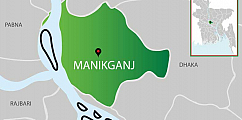 6 of a family among 7 killed in Manikganj road accident