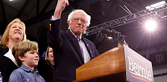 Bernie wins Nevada and steamrolls all in front of him