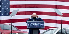 Biden blasts Trump as US Covid-19 cases mount