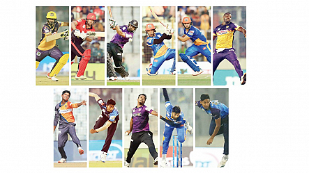 Dhaka Tribune's BBPL XI