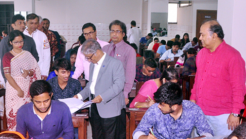 UGC determined to implement cluster admission test system